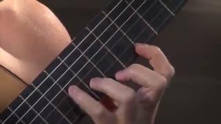 گیتار دل نوازTárrega: Gran Vals - Anika Hutschreuther, Guitar