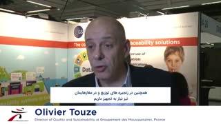 تجربیات مدیر کیفیت و نگهداری گروه Des Mousquetaires  فرانسه  از همکاری مشترک با GS1