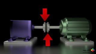 نگارپژوه :: نحوه همراستاسازی شفت سیستم دوار