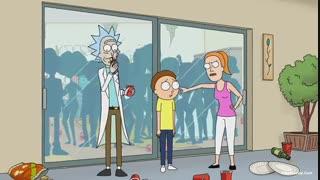 انیمیشن Rick and Morty ریک و مورتی فصل 1 قسمت 11 آخر با زیرنویس فارسی
