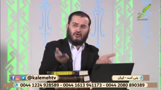 گفتگوی جنجالی مسلمان و آتئیست ایرانی - شبکه کلمه