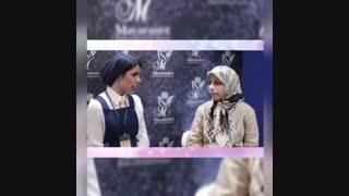 دکتر مرجان سخایی در پانزدهمین کنگره بین المللی زنان و مامایی ایران