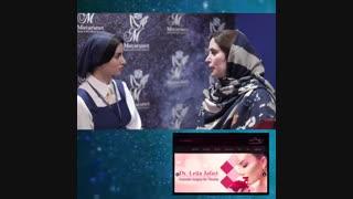 دستاوردهای پانزدهمین کنگره بین المللی زنان ومامایی ایران-دکترلیلاجعفری