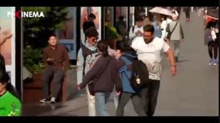 سکانس ساخت ایران۲ : غلام (امین حیایی) برای اولین بار بچهاش را میبیند