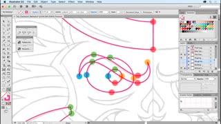 آموزش طراحی لوگو با نرم افزار ایلوستریتور