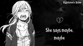 Nightcore - Hate Me (Lyrics)