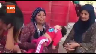 فریادهای زن کرد سوری