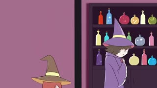 [A Short Animated Film] - The Witch's Heart