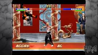 17 دقیقه گیم پلی بازی مورتال کمبت Mortal Kombat Trilogy Extended سه گانه تمدید شد برای کامپیوتر