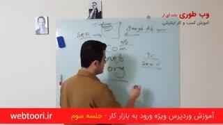 آموزش وردپرس ویژه ورود به بازار کار - 03