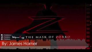 موسیقی متن فیلم نقاب زورو اثر جیمز هورنر (The Mask of Zorro)