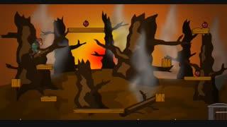 4 دقیقه گیم پلی بازی زندگی یک گرگینه Werewolf  Life برای کامپیوتر