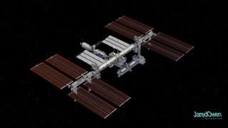 ایستگاه فضایی بین المللی چگونه کار میکند؟