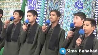 گروه سرود نجوای حرم مجموعه بیت الرضا(ع) بهاباد