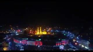 """نماهنگ """"اینجا کربلاست"""" با صدای سید امیر حسینی"""