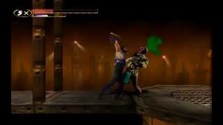 8 دقیقه گیم پلی بازی اسطوره های مورتال کمبت Mortal Kombat Mythologies Sub-Zero سابزیرو برای کامپیوتر