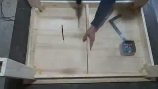 طریقه ساخت میز جلومبلی