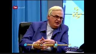 گفتگوی دکتر شعر دوست بمناسبت روز شعر و ادب فارسی و بزرگداشت استاد شهریار