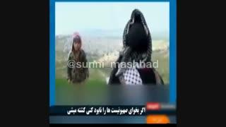 کودک فلسطینی خطاب به مامسلمانان