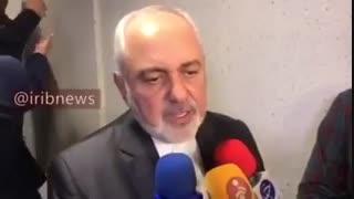 ظریف: تصمیم FATF کاملا سیاسی است که با آن مخالفیم