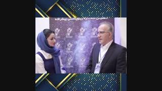 دکتر محسن اسدی در دهمین کنگره رینوپلاستی پیشرفته