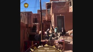 A wonderful experience in Abyaneh! - Iran Music Tour- Persian Music Tour -Nina Persia Tour