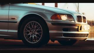 عکاسی تبلیغاتی از BMW E46