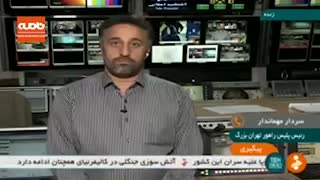 بارش باران و آبگرفتگی در ۵ نقطه تهران