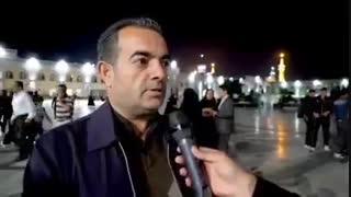 راهاندازی «چایخانه حضرت» در حرم امام رضا علیهالسلام