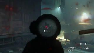 گیم پلی 20 دقیقه ابتدایی بازی Call of Duty: Modern Warfare ویجی دی ال