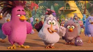 دوبله فارسی پرندگان خشمگین 2 2019 The Angry Birds Mov