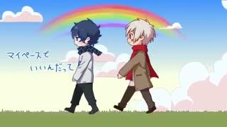 موزیک ویدیو گروه ژاپنی After the rain از mafumafu و soraru