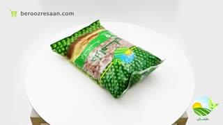 لوبیا چیتی ارگانیک دارامان-به روز رسان