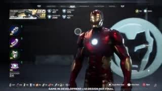 تریلر جدید بازی Marvels Avengers- مسترگیمرز