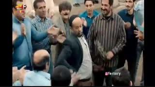 میکس رقص قنبر ( احمد مهرانفر ) در فیلم خجالت نکش