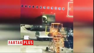 جابه جایی عجیب چمدانهای مسافران توسط مامور بی اعصاب فرودگاه