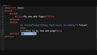 طراحی سایت سریع و آسان/نونگارپردازش