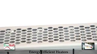 رادیاتورهای برقی کارآمد با انرژی