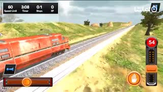 Indian Train Driving - Train Games 2018